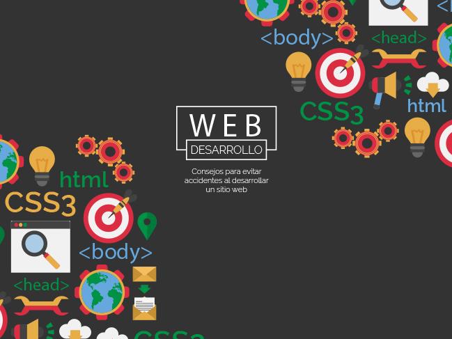 Consejos desarrollo sitio web - Taller Agencia