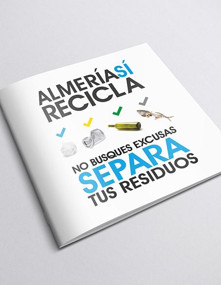 Almería si recicla