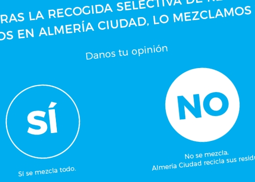 newsletter Almeria si recicla