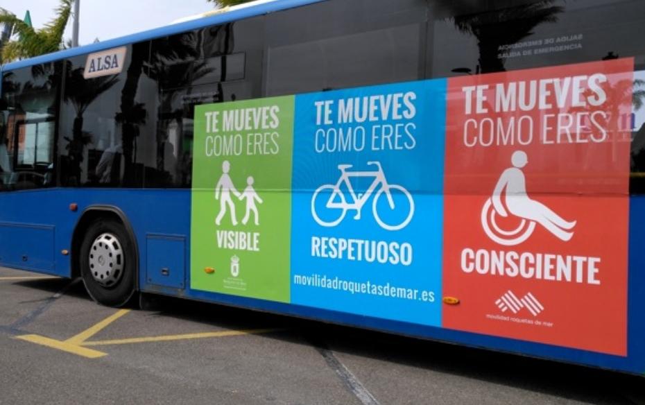 Bus Movilidad Roquetas de Mar
