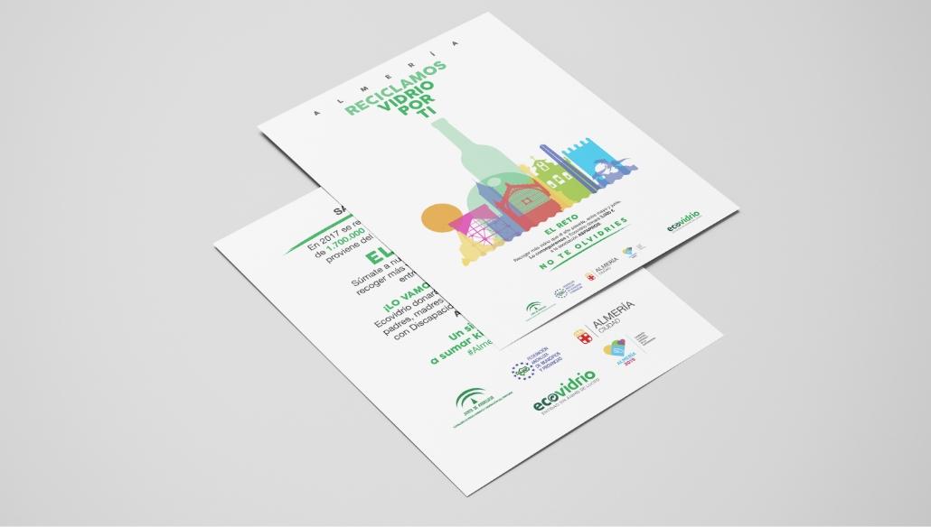 Taller Agencia - Reciclamos vidrio