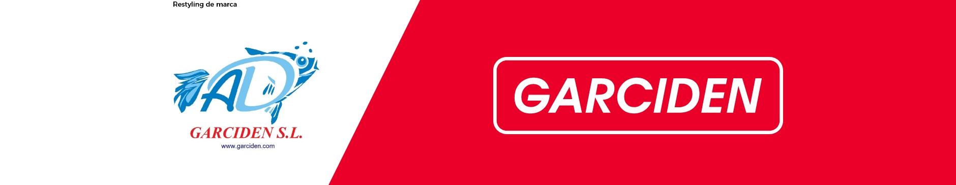 restyling marca Garciden