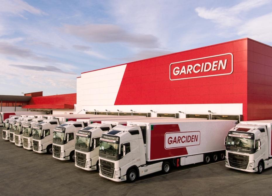 vinilado camiones Garciden