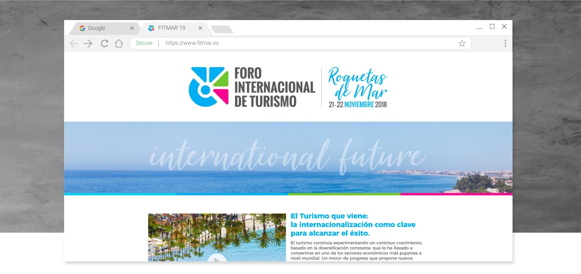 Taller Agencia - Web Fitmar