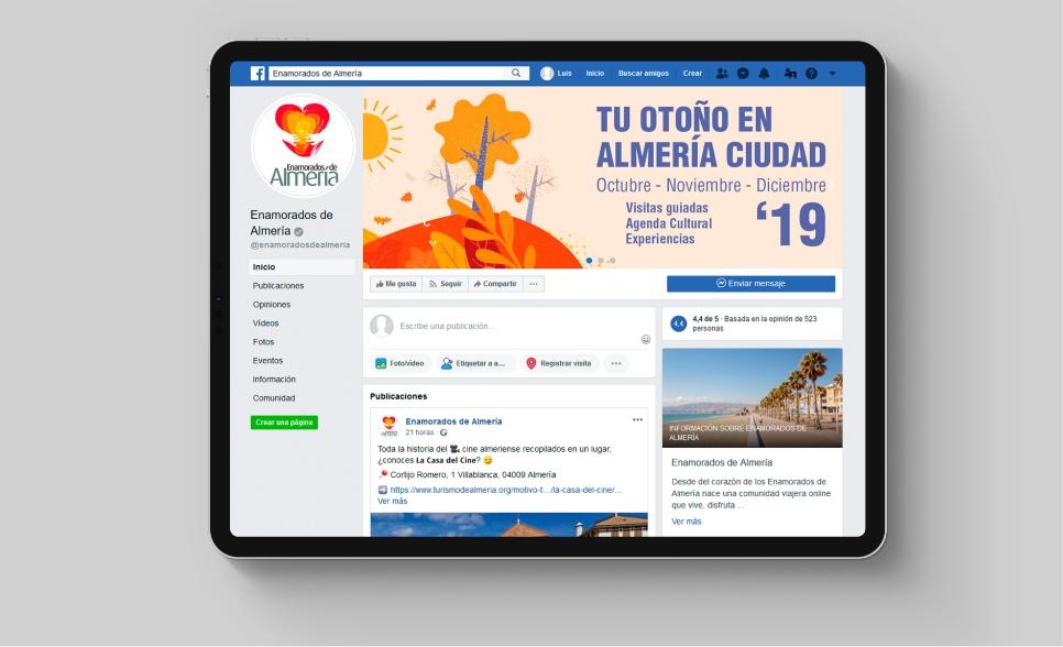 Marketing Turístico Digital Facebook - Taller Agencia