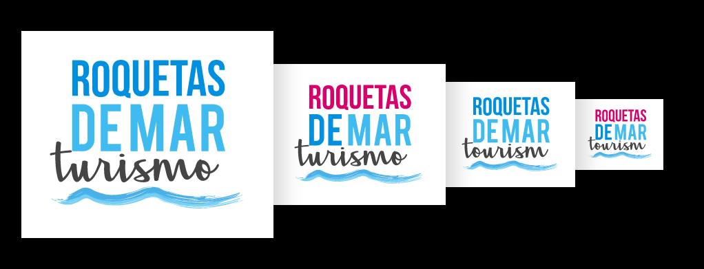 Logotipo - Turismo Roquetas de Mar