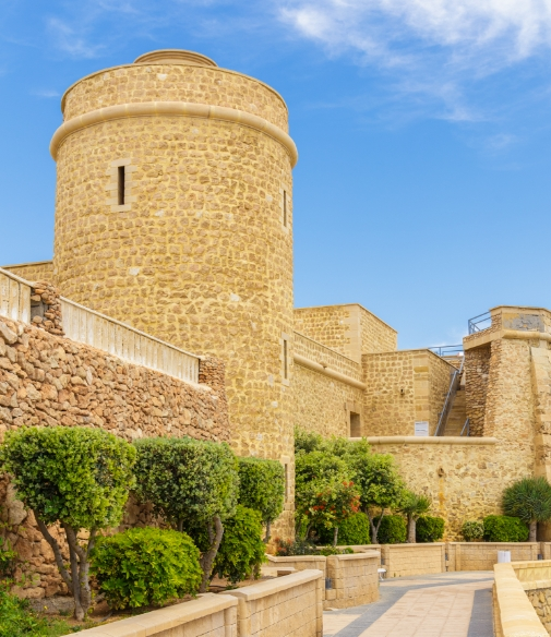 Turismo - Roquetas de Mar - Almería - cultura