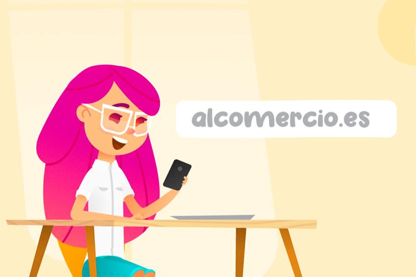 Campaña de Marketing Digital Alcomercio