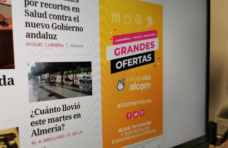 Adaptación en Prensa Digital en Almería - Taller Agencia