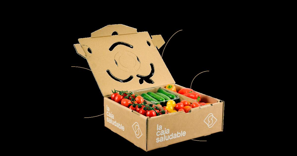 Verduras - Caja saludable - Taller Agencia