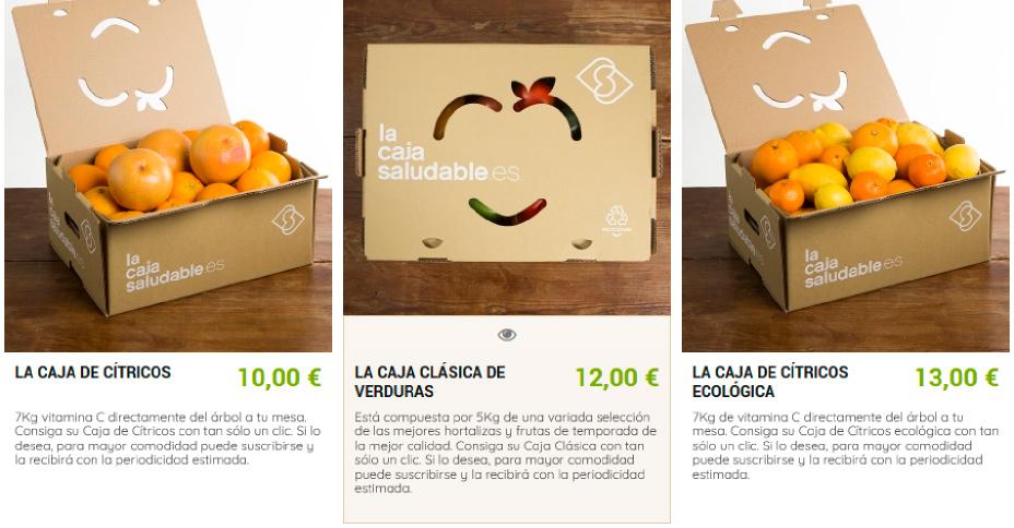 Caja saludable - Proyectos - Taller Agencia