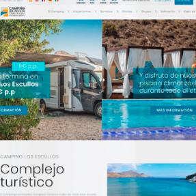 Desarrollo de páginas web por Taller Agencia