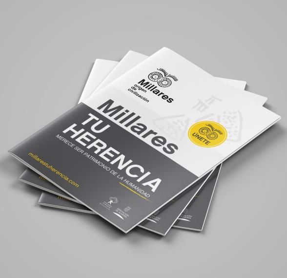 folleto millares