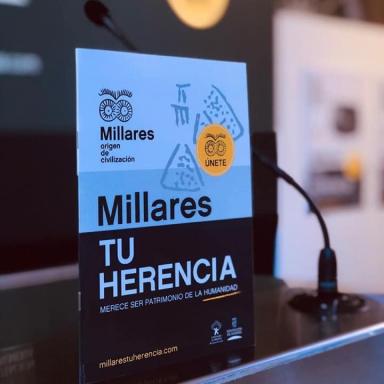 proyecto Millares tu herencia - Taller Agencia