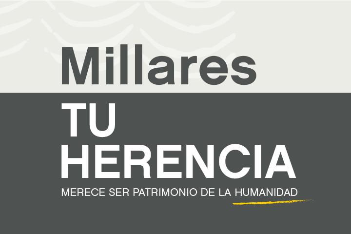 Proyectos - taller agencia - millares tu herencia