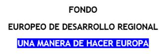 Fondo FEDER